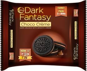Sunfeast Dark Fantasy Choco Creme Cream Filled
