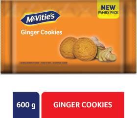 McVitie's Ginger Cookies Cookies