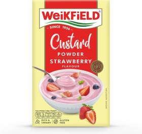 WeiKFiELD Custard Powder Strawberry 75 g