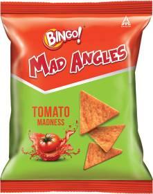 Bingo Mad Angles - Tomato Madness Chips