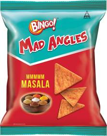 Bingo Mad Angles - Masala Chips