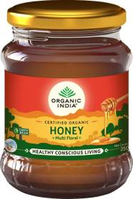 ORGANIC INDIA Honey Multi Floral