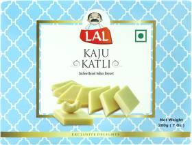 Lal Kaju Katli Box