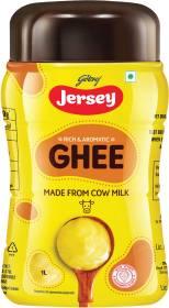 Godrej Jersey Cow Ghee 1 L Plastic Bottle