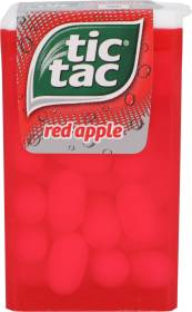tic tac Red Apple Candy