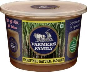Farmers Family Premium Natural Block Jaggery