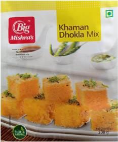 Big Mishra's Khaman Dhokla Mix 200 g