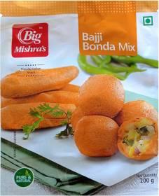 Big Mishra's Bajji Bonda Mix 200 g