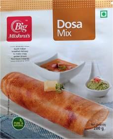 Big Mishra's Dosa Mix 200 g