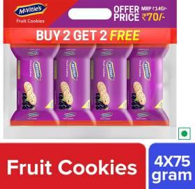 McVitie's Fruit Cookies Cookies