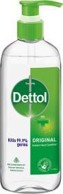 Dettol Original Instant Hand Sanitizer Pump Dispenser