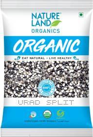 Natureland Organics Organic Urad Dal (Split)