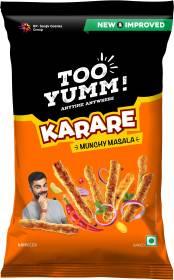 Too Yumm! Karare Munchy Masala Chips