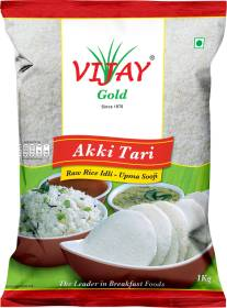 VIJAY Raw Rice Idli/Upma Soji (Akki Tari)