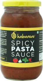 habanero Spicy Pasta Sauce