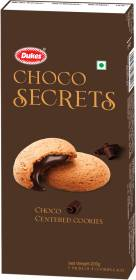 Dukes Choco Secrets Cream Filled