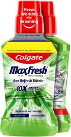 Colgate Maxfresh Plax - Fresh Tea