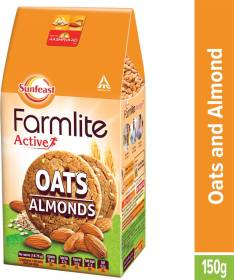 Sunfeast Farmlite Digestive Oats with Almonds Digestive