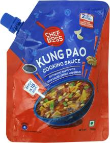 ChefBoss Kung Pao Cooking Sauce