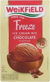WeiKFiELD Freeze Ice Cream Mix Chocolate 100 g