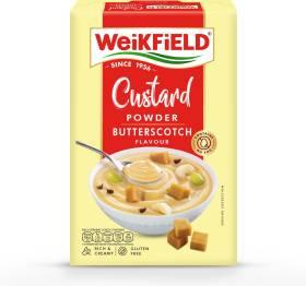 WeiKFiELD Custard Powder Butterscotch 75 g