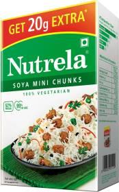 NUTRELA Mini Soya Chunks