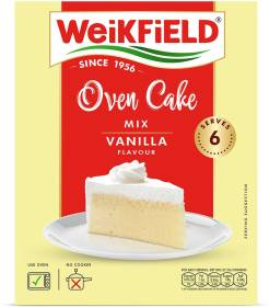 WeiKFiELD Vanilla Oven Cake Mix 225 g