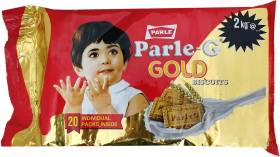 PARLE G Gold Plain