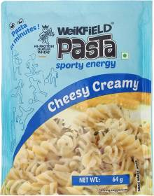 WeiKFiELD Cheesy Creamy Pasta