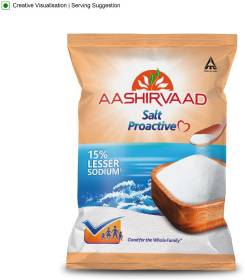AASHIRVAAD Salt Proactive Iodized Salt