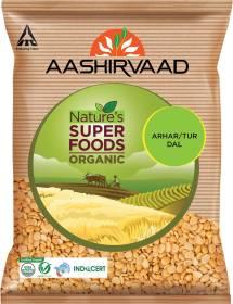 AASHIRVAAD Organic Toor Dal (Split)