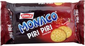 PARLE Monaco Piri Piri Salted Biscuit