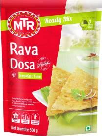 MTR Instant Rava Dosa Mix 500 g