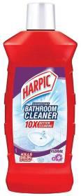 Harpic Disinfectant Bathroom Cleaner Floral