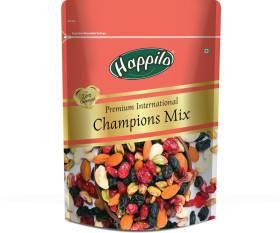 Happilo Premium International Sports Mix Cranberries, Blueberry, Cashews, Almonds, Pistachios, Raisins