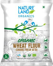 Natureland Organics Organic Wheat Flour