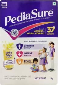 Pediasure Vanilla Delight Flavour