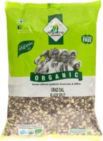 24 Mantra Organic Black Urad Dal (Split)