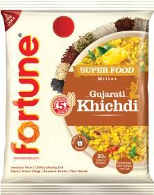 Fortune Super Food Gujarati Khichdi 60 g
