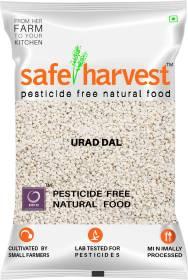 safe harvest White Urad Dal (Split)
