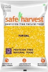 safe harvest Toor Dal