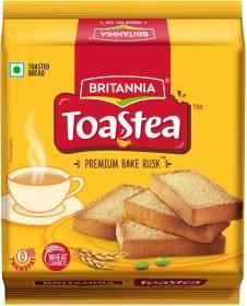 BRITANNIA Premium Bake Sooji Rusk