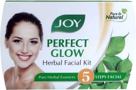 Joy Perfect Glow Herbal Facial Kit