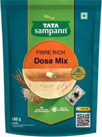 Tata Sampann Fibre Rich Dosa Mix 180 g
