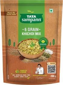 Tata Sampann Multi-Grain Khichdi Mix 200 g