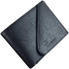 hidelink men formal brown genuine leather wallet brown price in