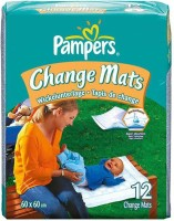 Pampers Change Mats - 12Pc - New Born(12 Pieces)