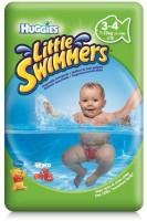 Huggies Little Swimmers Swim Pants 12Pc (3-4) (7-15Kg) - M(12 Pieces)