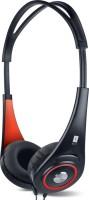 Iball i630MV Headphone(Black, Red, On the Ear)