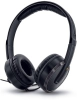 Iball Iball Fluid 20 Headset with Mic(Black, On the Ear)